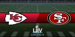 Chiefs vs 49ers Result NFL Super Bowl Score