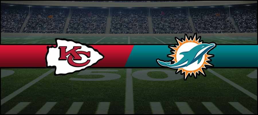 Chiefs vs Dolphins Result NFL Score