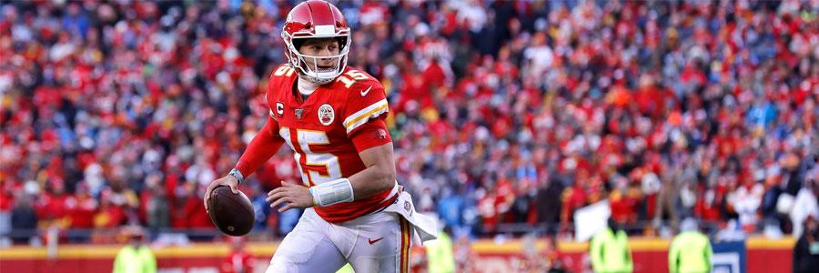 Chiefs vs 49ers Super Bowl LIV Moneyline Betting Pick