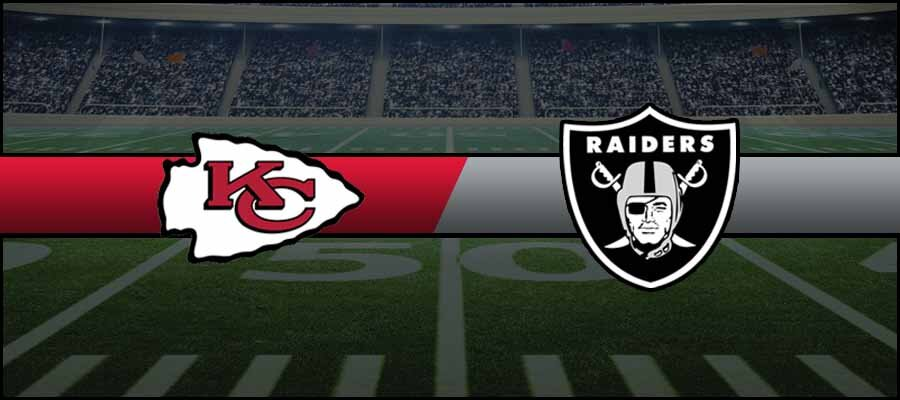 Chiefs vs Raiders Result NFL Score