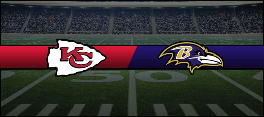 Chiefs vs Ravens Result NFL Score