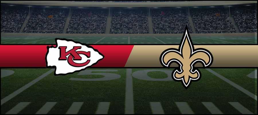 Chiefs vs Saints Result NFL Score