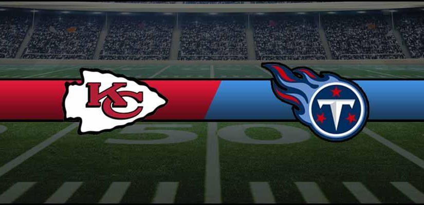 Chiefs vs Titans Result NFL Score