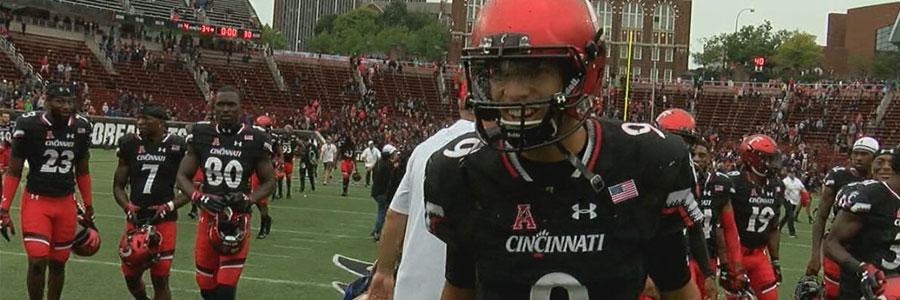 Cincinnati Bearcats2019 College Football Season Betting Guide