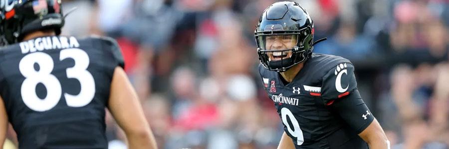 UCF vs Cincinnati 2019 College Football Week 6 Odds, Preview and Pick