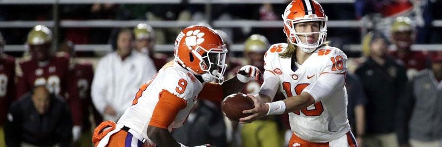 Is Clemson a safe bet for NCAA Football Week 12?