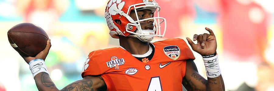 2016 College Football Playoff Expert Betting Picks