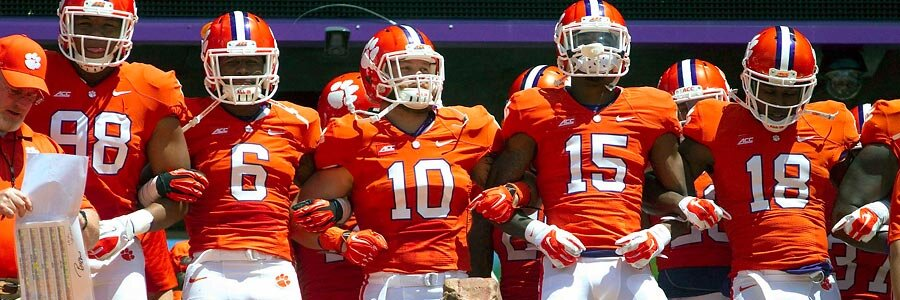 Pittsburgh at Clemson Odds, Betting Pick & TV Info