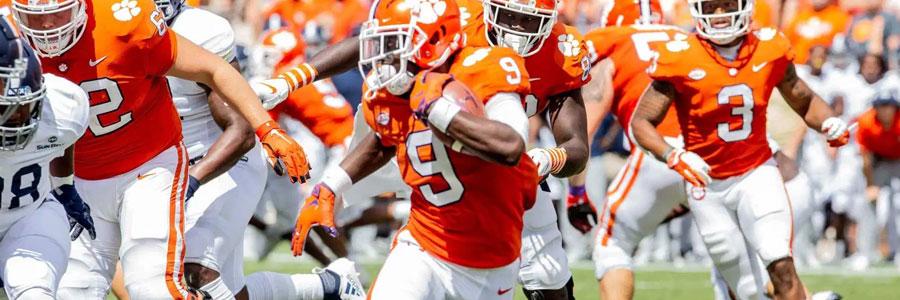 Georgia Tech vs Clemson 2019 College Football Week 1 Lines, Analysis and Prediction