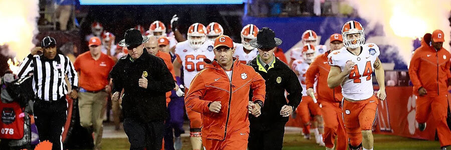 Why Bet on Clemson Tigers to Win the 2019 National Championship?