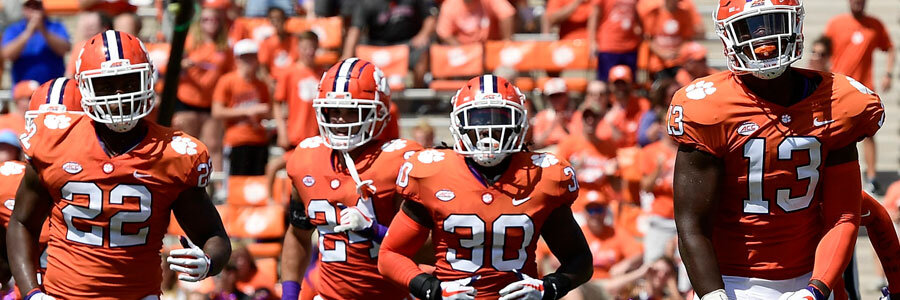 Clemson Tigers 2019 College Football Season Betting Guide