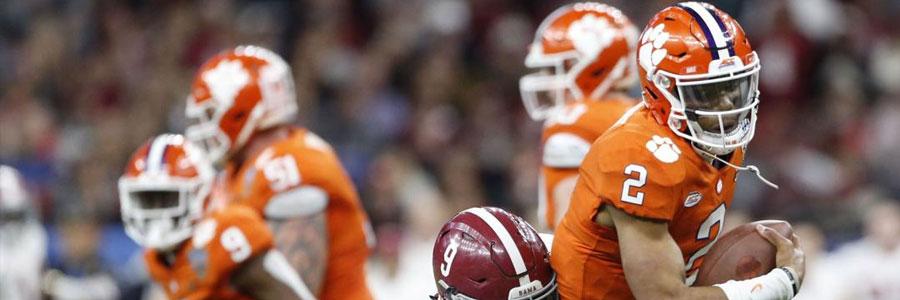 NCAA Football Week 2 Must Bet Games - 2018 Season