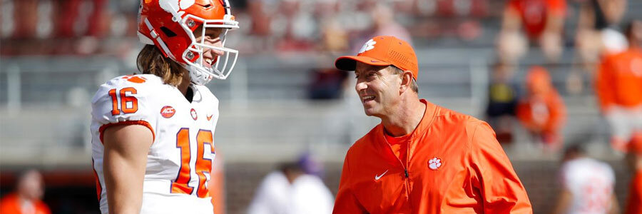 Can the Clemson Tigers Repeat as College Football Champion in 2020?