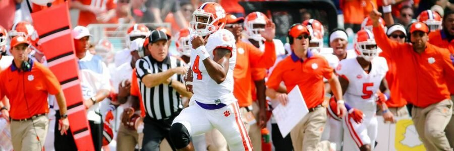 Clemson vs. Wake Forest NCAA Football Spread Preview