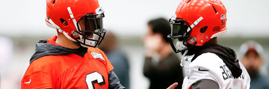 Cleveland Browns 2019 NFL Season Betting Guide