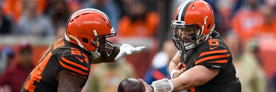 Bills vs Browns 2019 NFL Week 10 Lines, Analysis & Prediction
