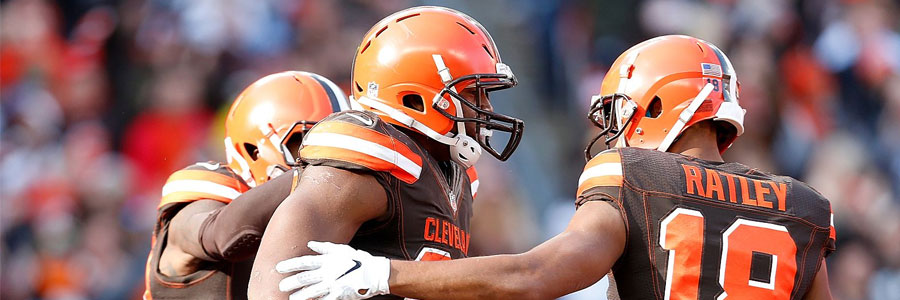 Are the Browns a safe bet for NFL Week 10?