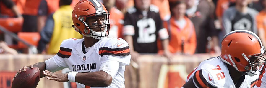 How To Bet Cleveland at Houston NFL Week 6 Odds & Game Info