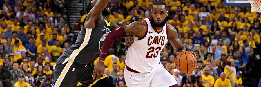 Are the Cavs a safe bet in the NBA odds to win Game 3?