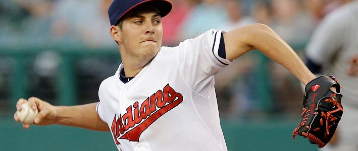 Cleveland Indians at Kansas City Royals Online MLB Pick