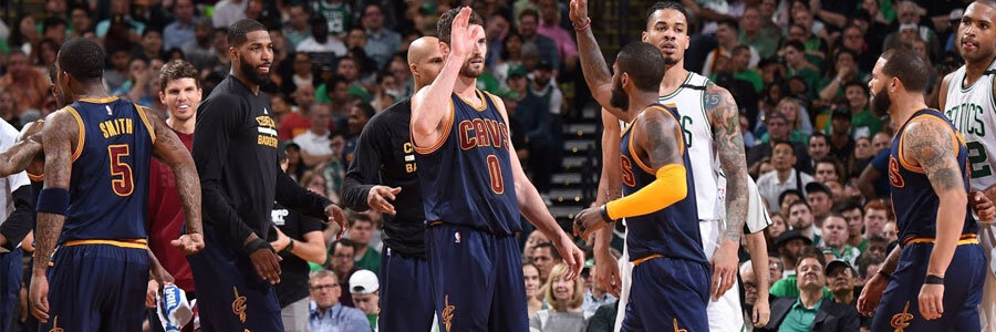Cleveland at Boston NBA Playoffs Odds & Game 5 Preview