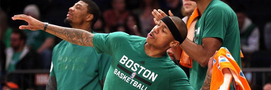 Cleveland at Boston NBA Free Pick & Betting Prediction