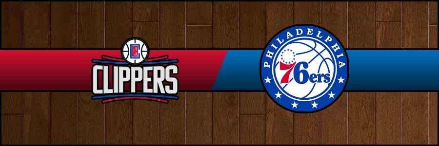 Clippers vs 76ers Result Basketball Score