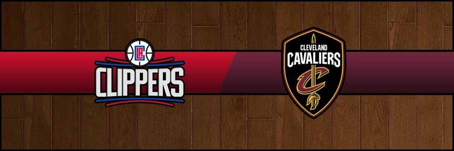 Clippers vs Cavaliers Result Basketball Score
