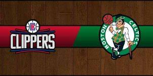 Clippers vs Celtics Result Basketball Score
