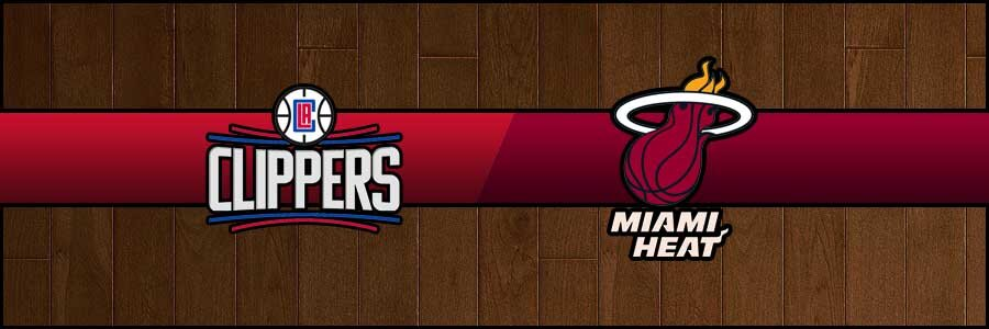 Clippers vs Heat Result Basketball Score
