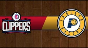 Clippers vs Pacers Result Basketball Score