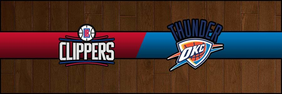 Clippers vs Thunder Result Basketball Score