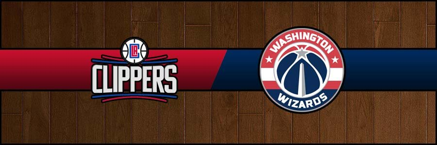 Clippers vs Wizards Result Basketball Score