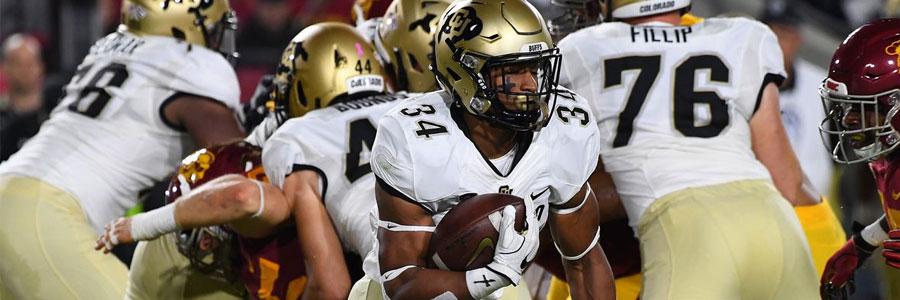 How to Bet Colorado vs Washington NCAA Football Week 8 Lines