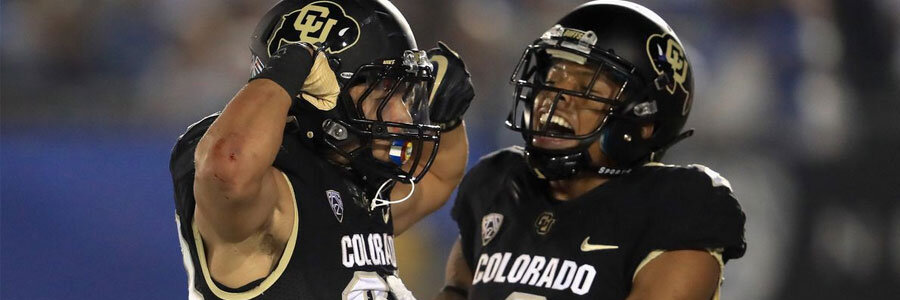 Colorado at Washington State Week 8 NCAAF Odds & Expert Pick
