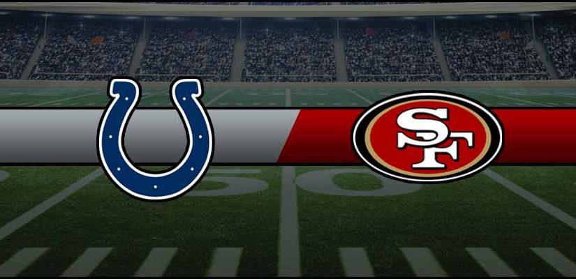 Colts vs 49ers Result NFL Score: