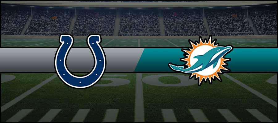 Colts vs Dolphins Result NFL Score
