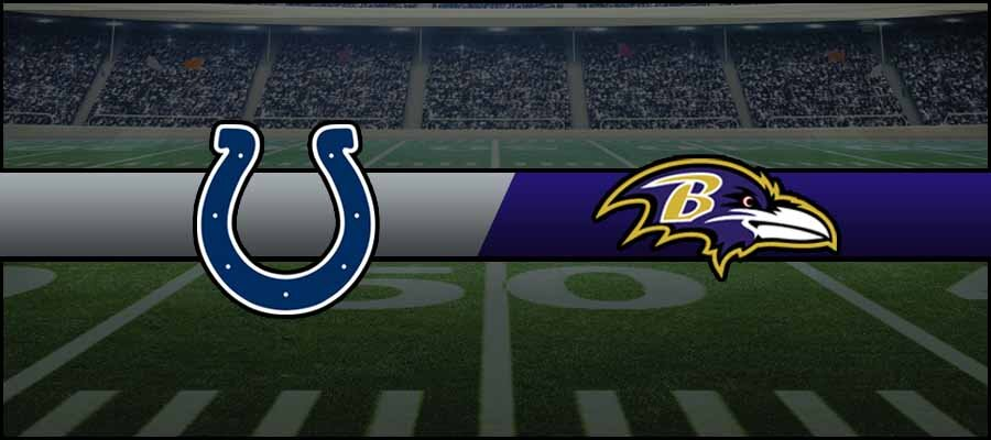 Colts vs Ravens Result NFL Score