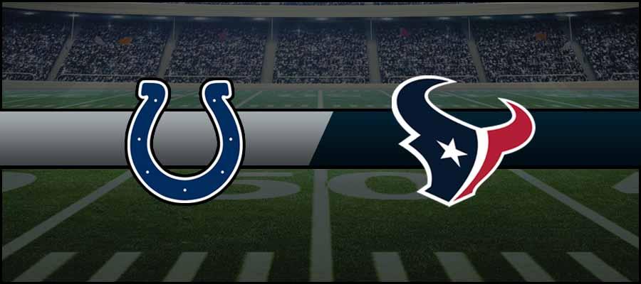 Colts vs Texans Result NFL Score