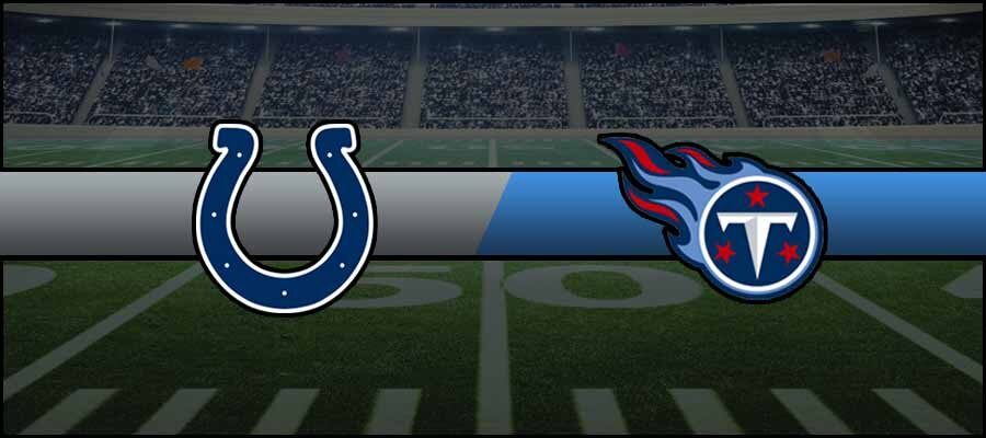 Colts vs Titans Result NFL Score