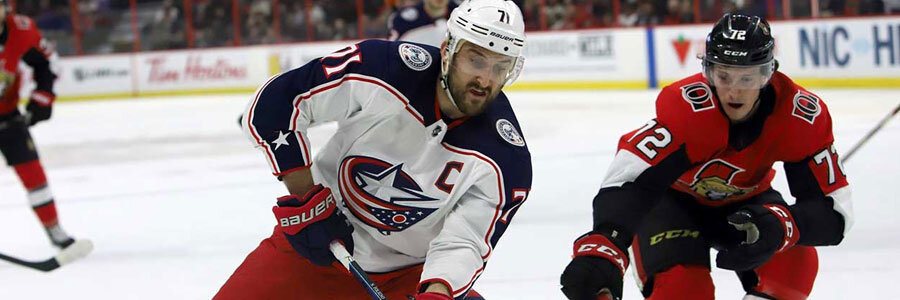 Are the Blue Jackets a safe NHL betting pick tonight?