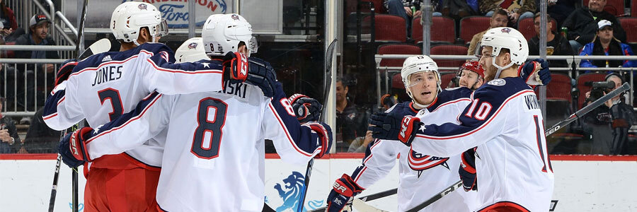 Are the Blue Jackets a safe bet?