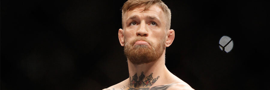 UFC Special Props: Who Will Conor McGregor Fight Next?