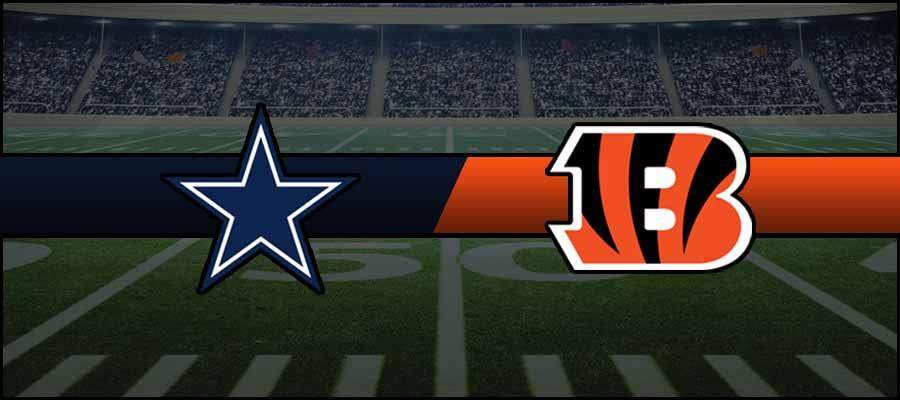 Cowboys vs Bengals Result NFL Score
