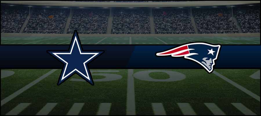 Cowboys vs Patriots Result NFL Score