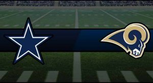 Cowboys vs Rams Result NFL Score