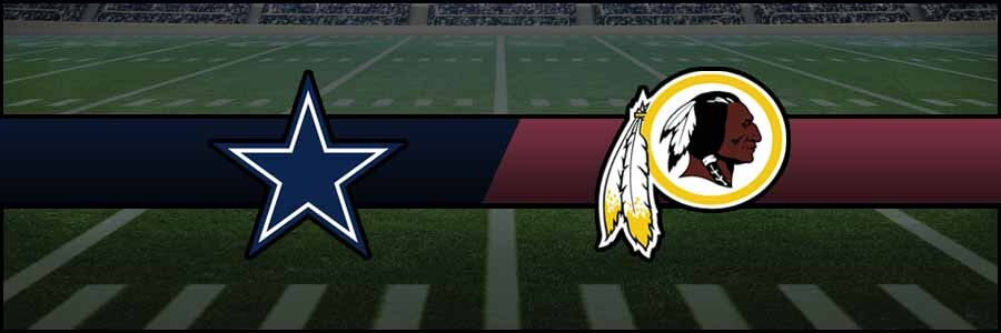 Cowboys vs Redksins Result NFL Score