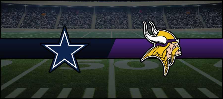 Cowboys vs Vikings Result NFL Score