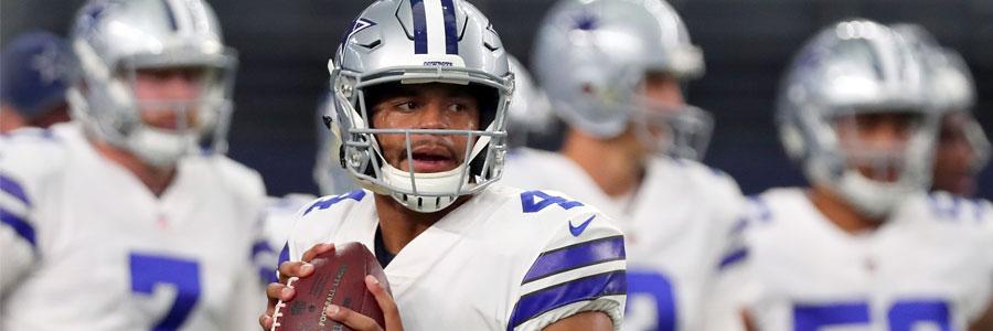 Cowboys vs 49ers 2018 NFL Preseason Week 1 Odds