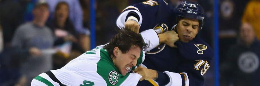 Expert NHL Playoffs Betting Pick on Dallas at St. Louis Game 4